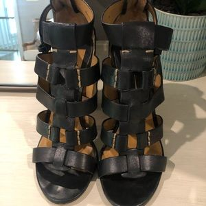 Black heels by dolce vita